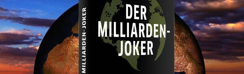 """Buchrezension """"Der Milliarden-Joker"""""""