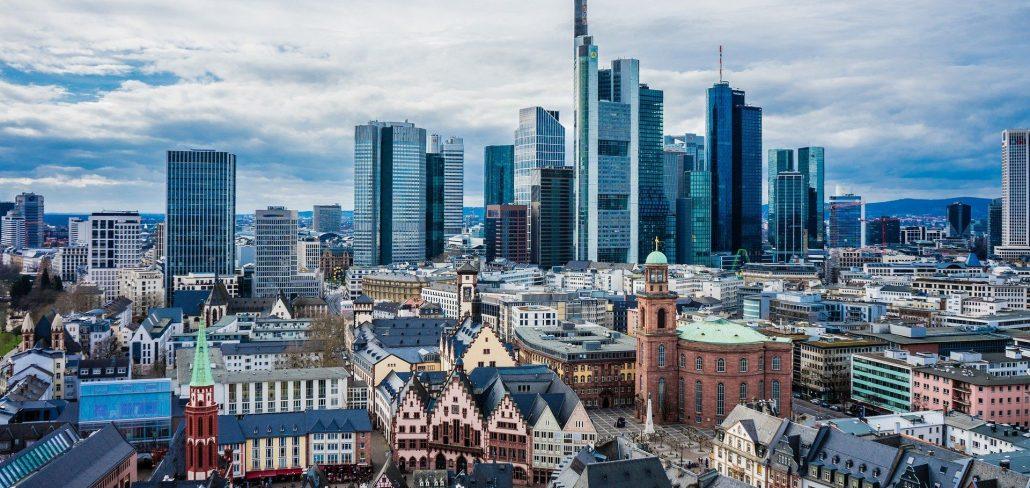 Frankfurt Skyline (Leonhard Niederwimmer (Pixabay))