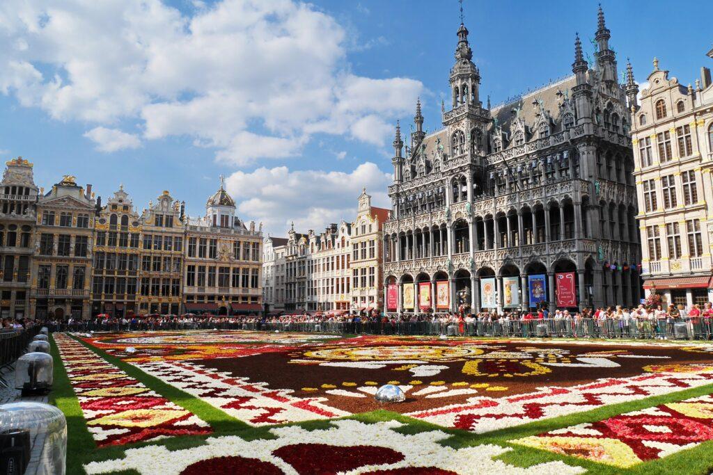 Grand Place / Grote Markt in Brüssel (Goi (Pixabay))