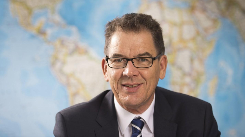 Bundesentwicklungsminister Müller als Kandidat für UNIDO benannt