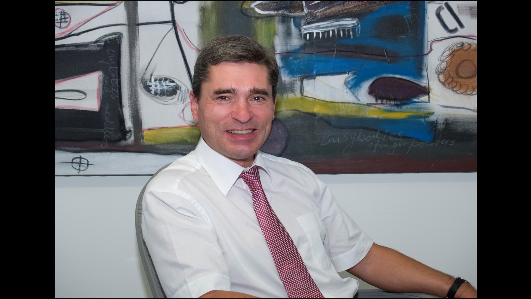 FAW/n Pressemitteilung – neue Aufgabe für PD Dr. Dirk Solte