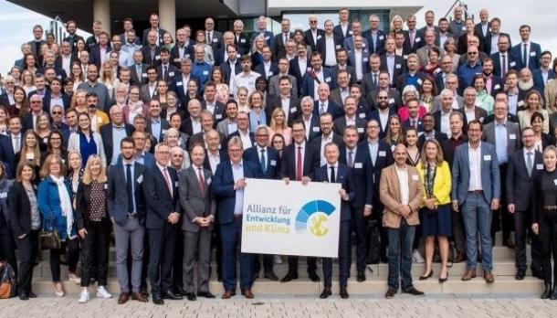 Neuer Videoclip der Allianz für Entwicklung und Klima
